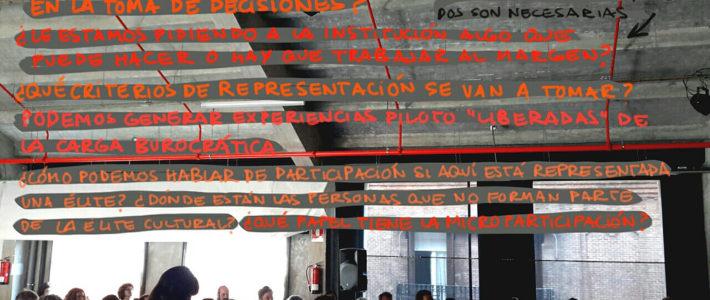 Assemblée Européenne des communs au Medialab Prado (Madrid – 25 au 27 octobre)